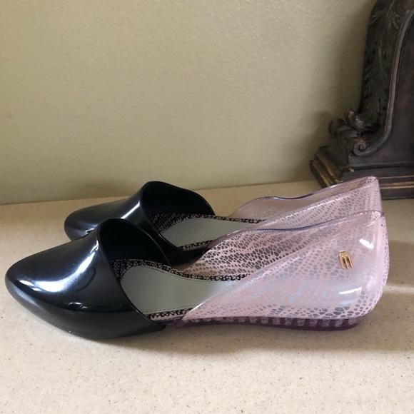 Melissa Shoes - MELISSA + JASON WU D'ORSAY FLATS